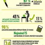 Maturita v kostce – infografika