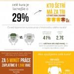 Vyplatí se koupit celé kuře? – infografika