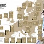 Víte, kolik je dnes v Evropě imigrantů? – infografika