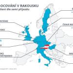 Také jezdíte do Rakouska? Přinášíme zajímavé výsledky statistik – Infografika