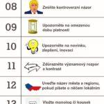 19 tipů, jak psát nadpisy, na které se kliká – Infografika