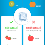 Které ovoce skladovat v lednici?