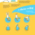 Pečujte o své zdraví i na pracovišti – infografika