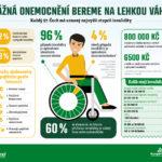 Kolik stojí invalitida? Infografika